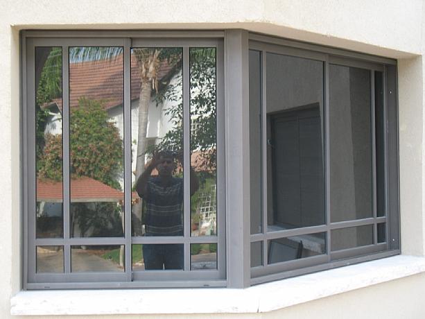 חלון אלומיניום